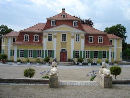 Friederiken-Park - Friederikenschlösschen Bad Langensalza