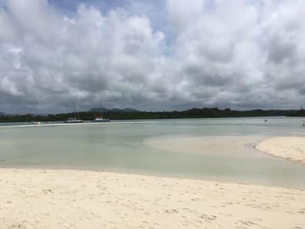 Strand - Île aux Cerfs
