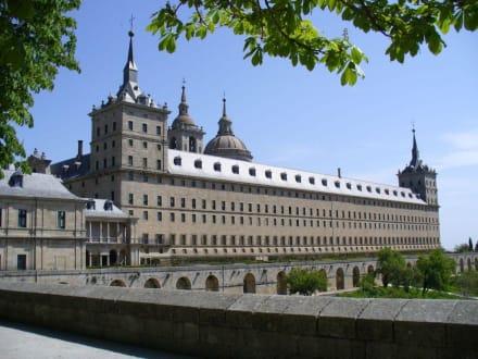 Aussenansicht von Escorial - Monasterio de San Lorenzo de El Escorial