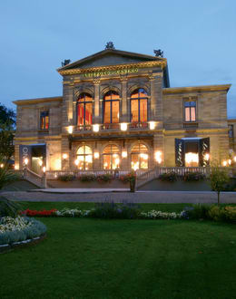 Autres bâtiments - Spielbank Bad Kissingen
