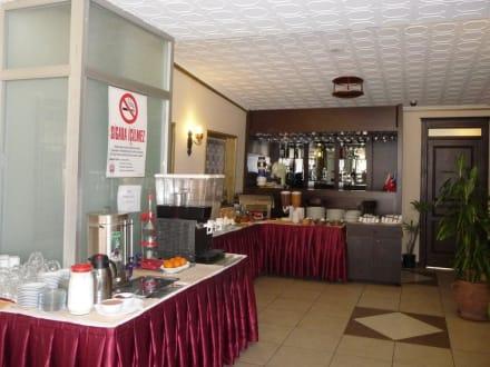 Restaurant & Buffet - Hotel Evsen