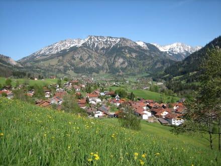 Vorderhindelang - Schwandenhof Ferienwohnungen