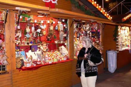 Wunderschöne Sachen - Weihnachtsmarkt Monaco