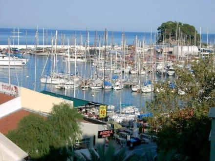 Hafen Kemer - Yachthafen Kemer