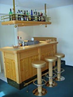 hausbar klein aber fein bild hotel garni philipp in. Black Bedroom Furniture Sets. Home Design Ideas