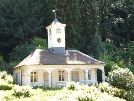 Altes Wachhaus im Fürstenlager - Fürstenlager