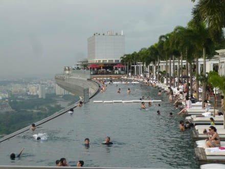 marina bay pool eintritt