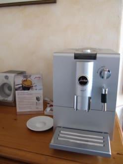Kaffeeautomat - Hotel Zugspitze