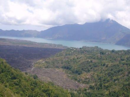 Lake Batur - Batur Vulkan