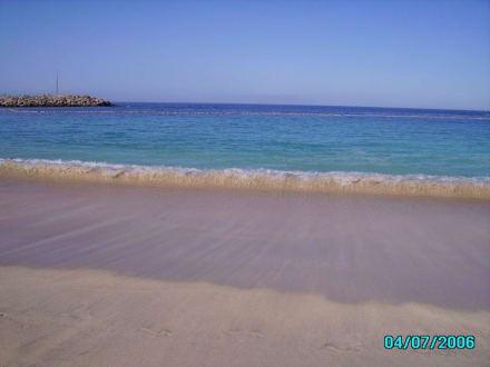 Wunderschöner Strand - Strand Playa de Amadores
