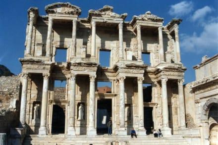 Bibliothek von Ephesus - Celsus Bibliothek