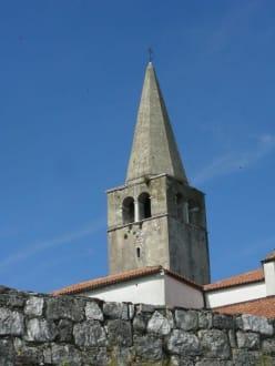 Kirche - Euphrasius Basilika
