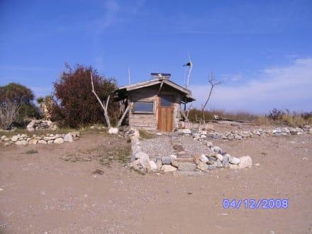 Einsiedlerstrandhütte - Strand Colakli