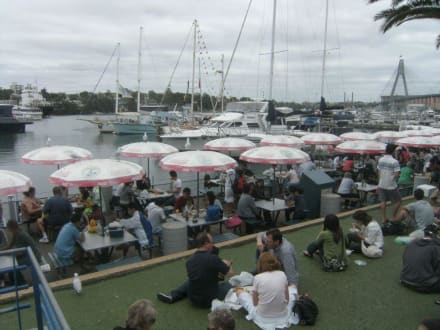 Restaurant - Sydney Fish Market
