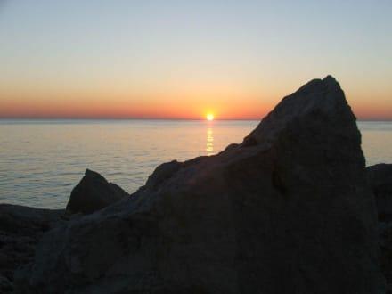Strand/Küste/Hafen - Altstadt Ortygia Syrakus/Siracusa
