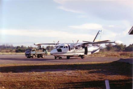 Der Flieger zur Massai Mara - Flugtrip Masai Mara