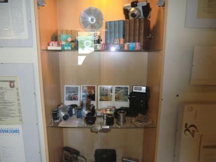 Fotoapperate aus DDR Zeiten - DDR Museum Thale