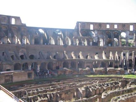 Innenraum Colosseum - Kolosseum