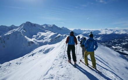 Skisafari in Tschiertschen - Skigebiet Tschiertschen