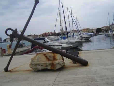 Strand/Küste/Hafen - Hafen Porec