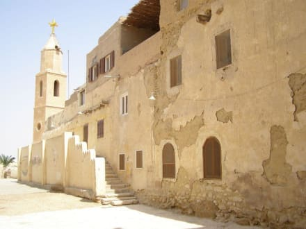 Kloster St. Antonius - Koptische Klöster St. Paulus & St. Antonius