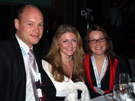 Während der Gala - HolidayCheck Award Gala