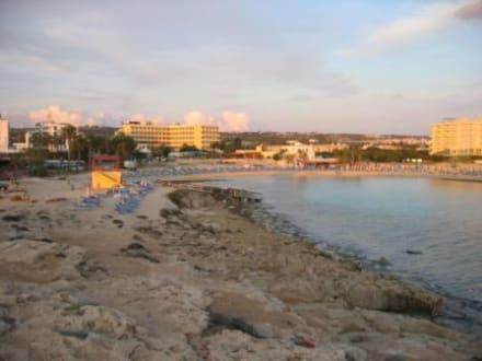 Strandansicht - Strand Ayia Napa/Agia Napa