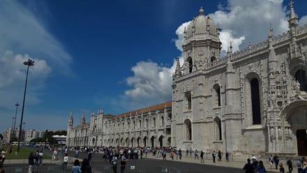 Mosteiro dos Jerónimos (Hieronymuskloster) - Belem