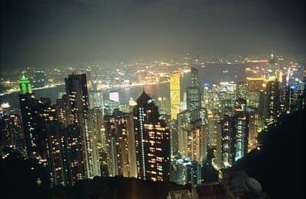 Hong Kong Island - Victoria Peak