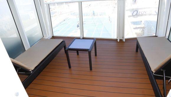 Crown Loft Suite - Balkon