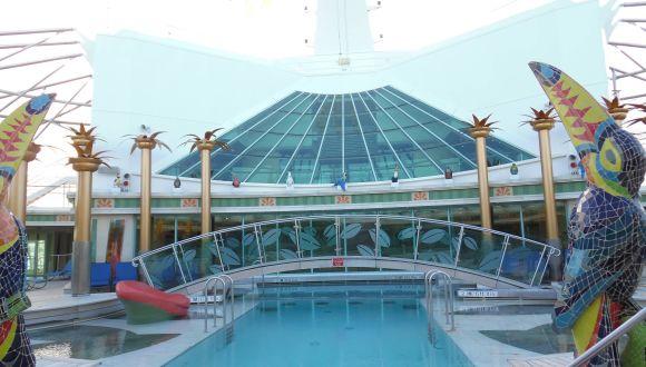 Solarium-Pool