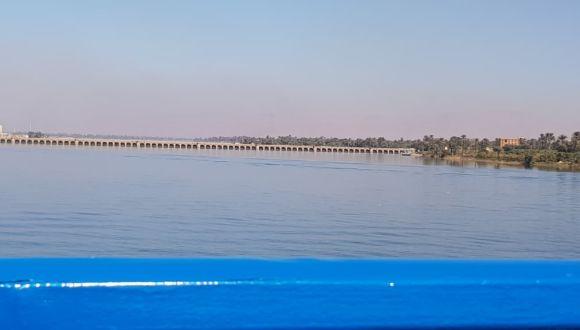 Während der Nilkreuzfahrt