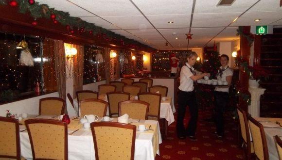 Restaurant/feste Plätze