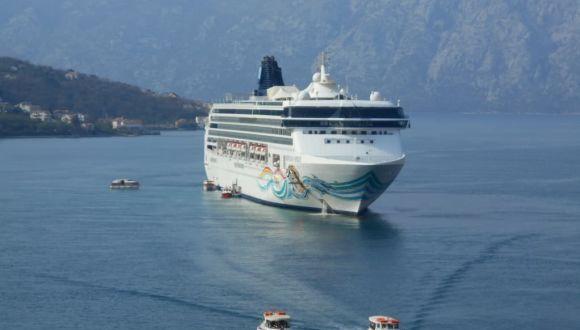 In der Bucht von Kotor