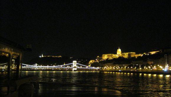 Budapest Nachtrundfahrt