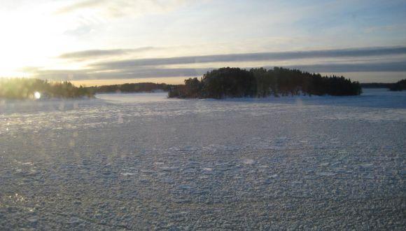 Ausblick ins Eis II