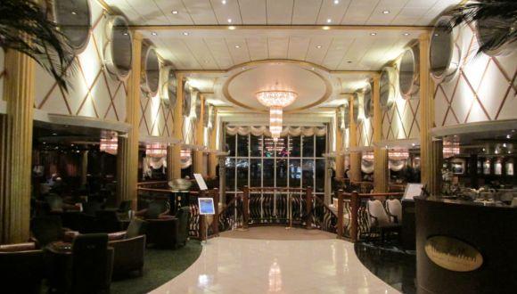 Eingangsbereich Oceanic Restaurant
