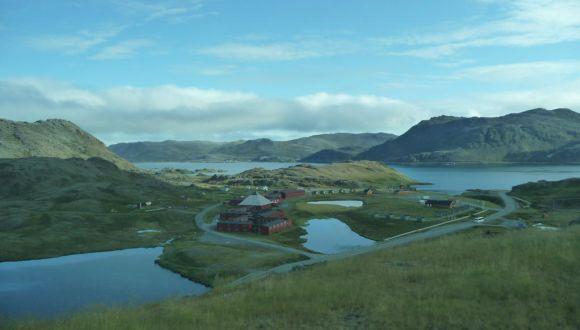 Rückfahrt vom Nordkapp