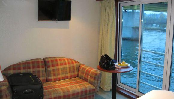 Suite - Sitzbereich