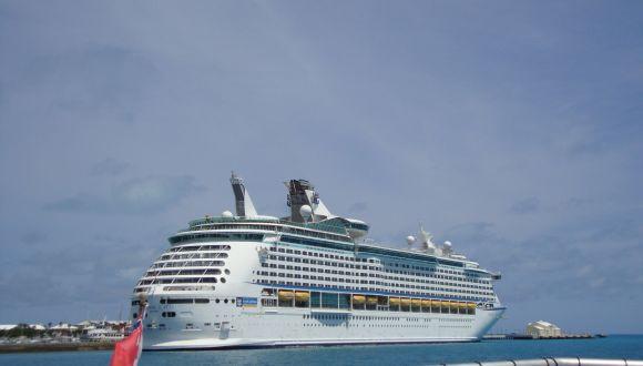 Im Hafen von Kings Wharf, Bermuda