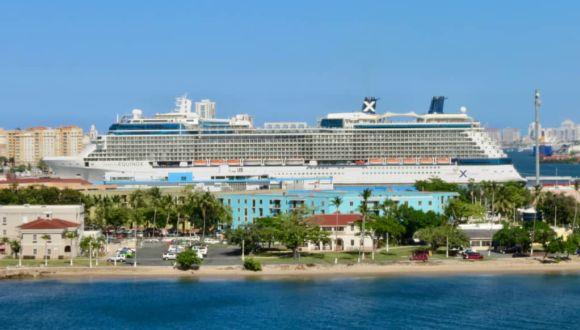 Im Hafen von San Juan, Puerto Rico