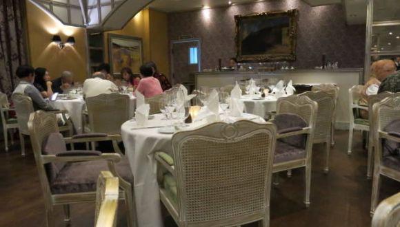 Innenansicht Jaques Restaurant