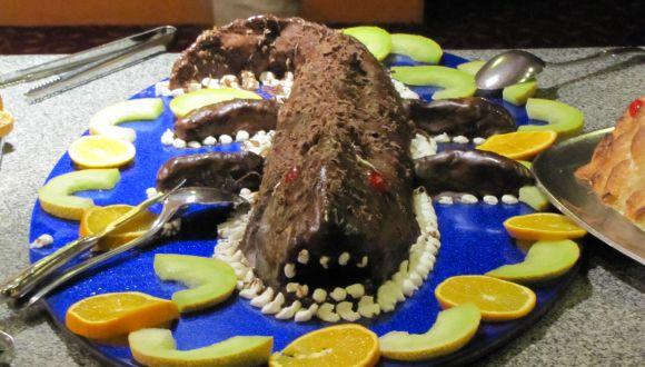Galadinner - lecker Kuchen