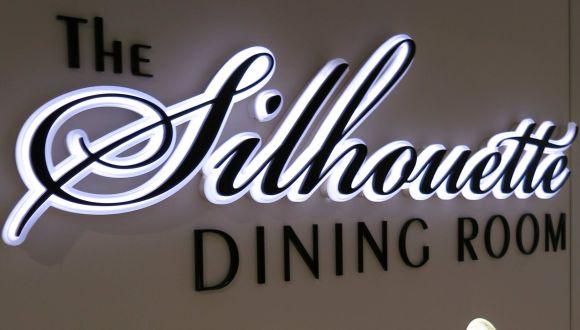 Logo des Silhouette Hauptrestaurants