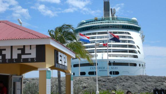 Auf Saint Maarten