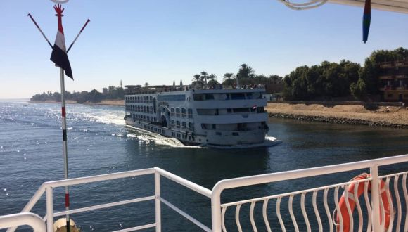 Nil-Kreuzfahrtschiff