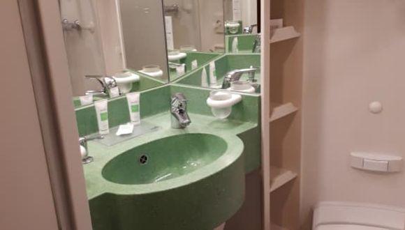 Badezimmer - Waschtisch
