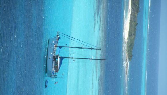 Horta in den Tobago Cays