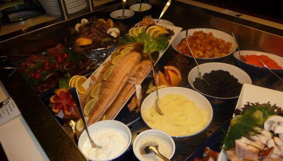 Abendbüffet