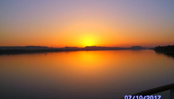 Sonnenaufgang auf der Alyssa